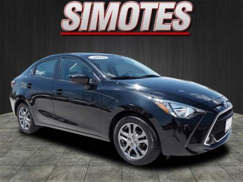 2019 Toyota Yaris for sale at SIMOTES MOTORS in Minooka IL