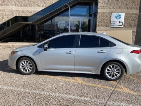 2020 Toyota Corolla for sale at Camelback Volkswagen Subaru in Phoenix AZ