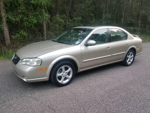 2000 Nissan Maxima for sale at J & J Auto Brokers in Slidell LA