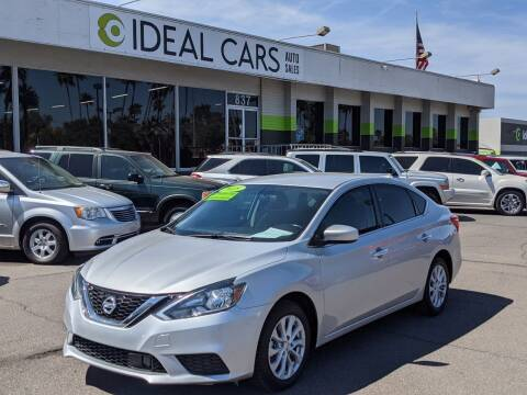 2018 Nissan Sentra for sale at Ideal Cars in Mesa AZ