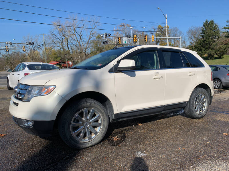 2008 Ford Edge for sale at Trax Auto II in Broadway VA