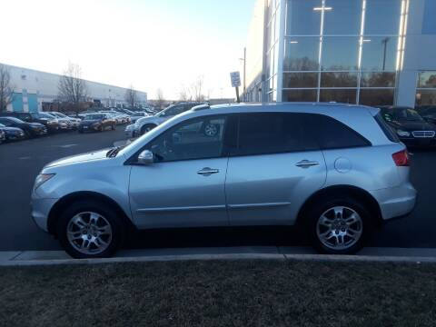 2008 Acura MDX for sale at M & M Auto Brokers in Chantilly VA