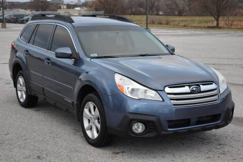 2014 Subaru Outback for sale at Big O Auto LLC in Omaha NE