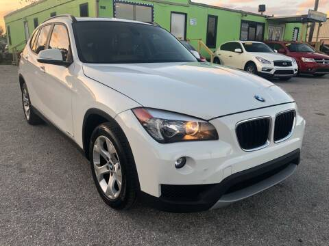 2014 BMW X1 for sale at Marvin Motors in Kissimmee FL
