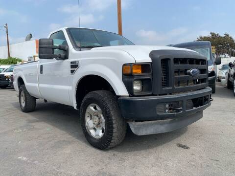 2009 Ford F-250 Super Duty for sale at Best Buy Quality Cars in Bellflower CA