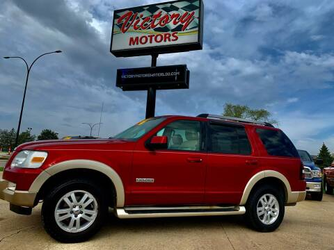 2006 Ford Explorer for sale at Victory Motors in Waterloo IA