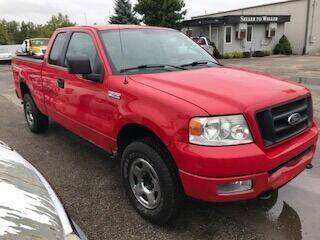 2005 Ford F-150 for sale at WELLER BUDGET LOT in Grand Rapids MI