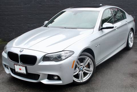 2015 BMW 5 Series for sale at Kings Point Auto in Great Neck NY