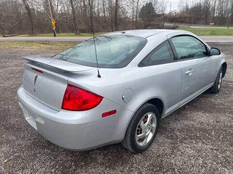 2008 Pontiac G5 for sale at Trocci's Auto Sales in West Pittsburg PA