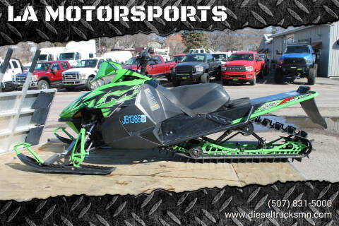 2015 Arctic Cat MOUNTAIN M6 for sale at LA MOTORSPORTS in Windom MN