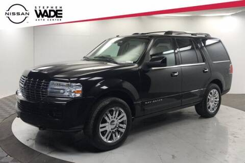2010 Lincoln Navigator for sale at Stephen Wade Pre-Owned Supercenter in Saint George UT