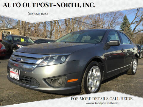 2010 Ford Fusion for sale at Auto Outpost-North, Inc. in McHenry IL