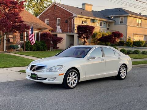 2008 Mercedes-Benz S-Class for sale at Reis Motors LLC in Lawrence NY