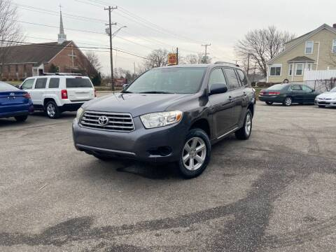 2009 Toyota Highlander for sale at Metacom Auto Sales in Ware RI