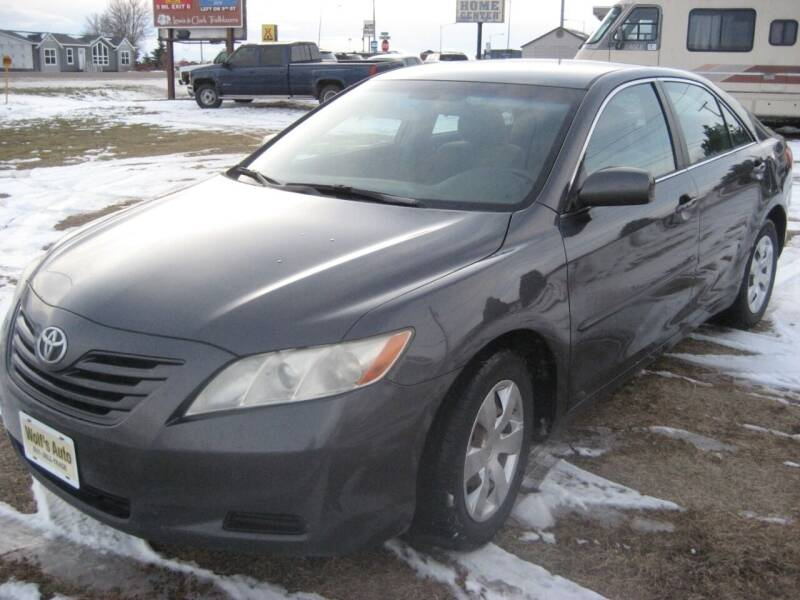 2008 Toyota Camry for sale at Wolf's Auto Inc. in Great Falls MT