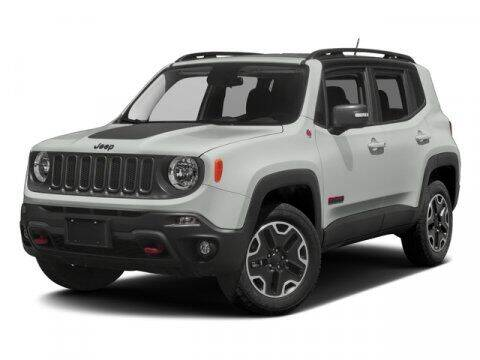 2016 Jeep Renegade for sale at Quality Toyota in Independence KS