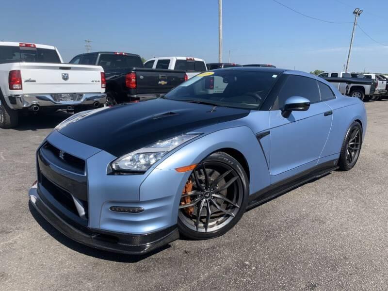 2015 Nissan GT-R for sale at Superior Auto Mall of Chenoa in Chenoa IL