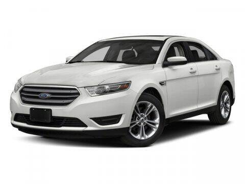 2018 Ford Taurus for sale at Hawk Ford of St. Charles in St Charles IL