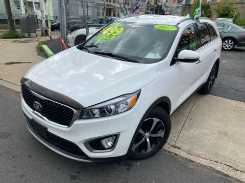 2017 Kia Sorento for sale at Best Cars R Us LLC in Irvington NJ