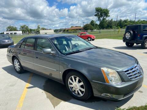2007 Cadillac DTS for sale at The Auto Depot in Mount Morris MI