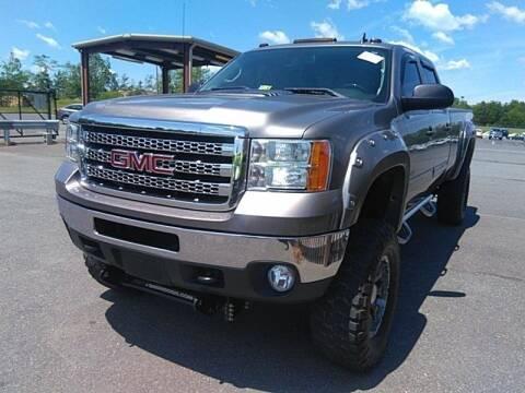 2012 GMC Sierra 2500HD for sale at Superior Wholesalers Inc. in Fredericksburg VA