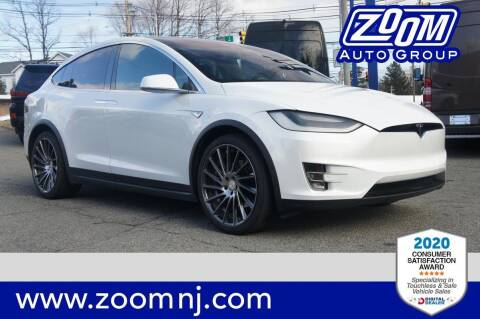 2016 Tesla Model X for sale at Zoom Auto Group in Parsippany NJ