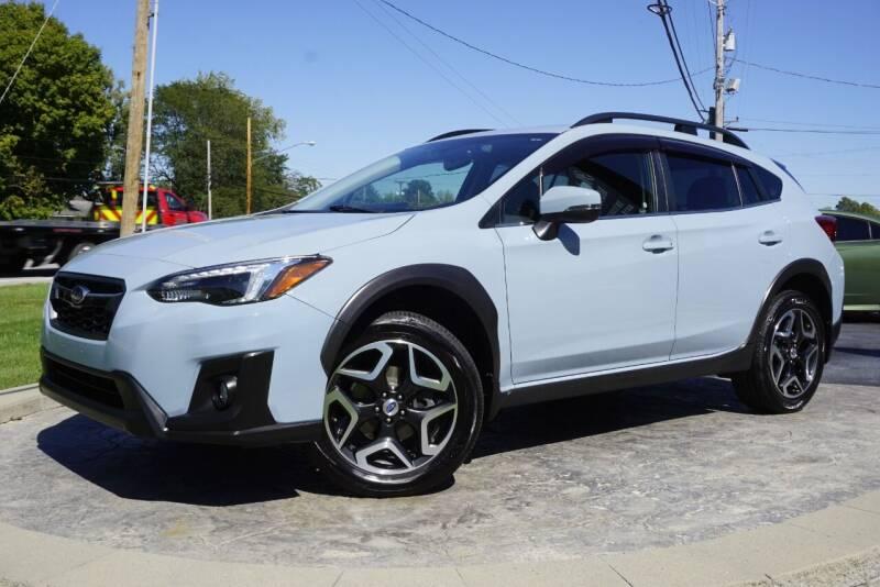 2018 Subaru Crosstrek for sale at Platinum Motors LLC in Heath OH