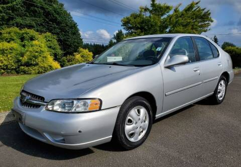 2000 Nissan Altima for sale at Money Man Pawn (Auto Division) in Black Diamond WA