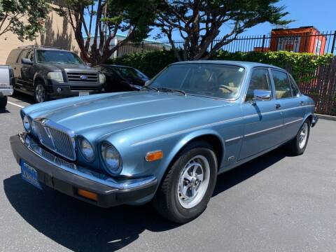 1984 Jaguar XJ-Series for sale at Dodi Auto Sales in Monterey CA