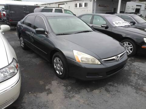2007 Honda Accord for sale at Lakeshore Auto Wholesalers in Amherst OH