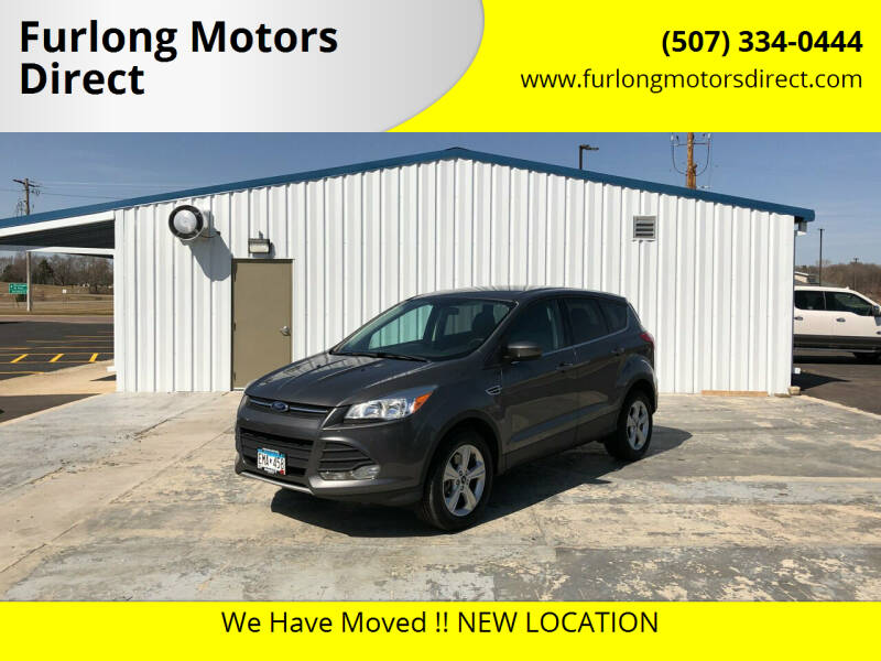 2013 Ford Escape for sale at Furlong Motors Direct in Faribault MN