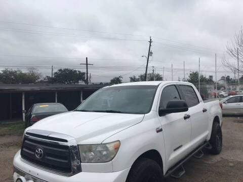 2010 Toyota Tundra for sale at Texas Luxury Auto in Houston TX