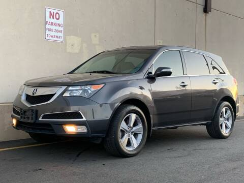 2011 Acura MDX for sale at International Auto Sales in Hasbrouck Heights NJ