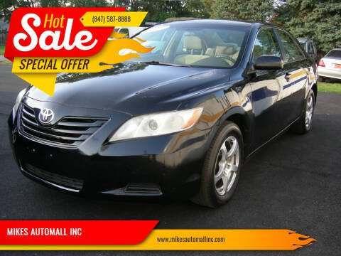 2007 Toyota Camry for sale at MIKES AUTOMALL INC in Ingleside IL