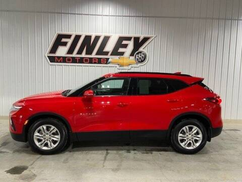 2019 Chevrolet Blazer for sale at Finley Motors in Finley ND