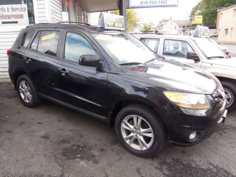 2011 Hyundai Santa Fe for sale at Fulmer Auto Cycle Sales - Fulmer Auto Sales in Easton PA