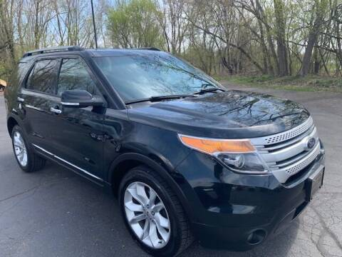 2014 Ford Explorer for sale at Lighthouse Auto Sales in Holland MI