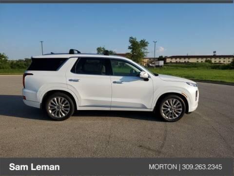 2020 Hyundai Palisade for sale at Sam Leman CDJRF Morton in Morton IL