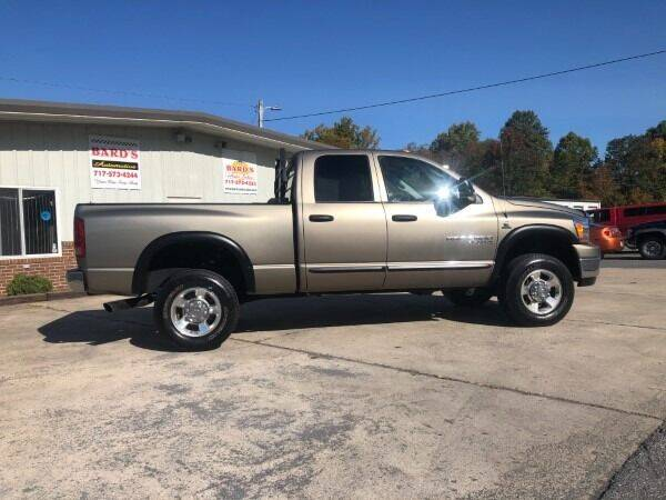 2006 Dodge Ram Pickup 2500 for sale at BARD'S AUTO SALES in Needmore PA