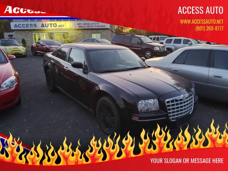 2010 Chrysler 300 for sale at Access Auto in Salt Lake City UT