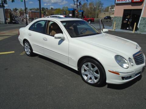 2007 Mercedes-Benz E-Class for sale at Broadway Auto Services in New Britain CT