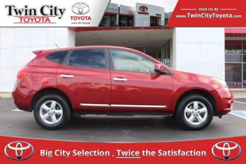 2013 Nissan Rogue for sale at Twin City Toyota in Herculaneum MO
