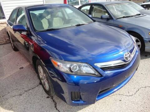 2011 Toyota Camry Hybrid for sale at Carz R Us 1 Heyworth IL in Heyworth IL