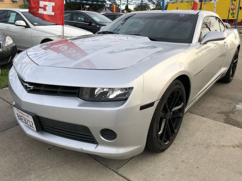 2014 Chevrolet Camaro for sale at Plaza Auto Sales in Los Angeles CA