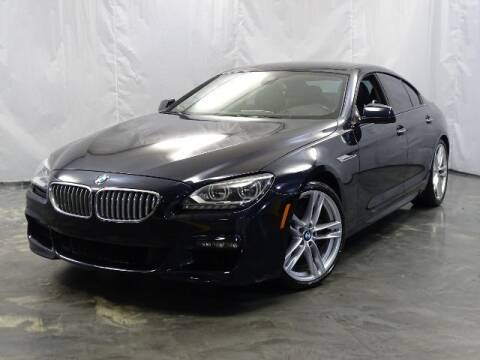 2015 BMW 6 Series for sale at United Auto Exchange in Addison IL