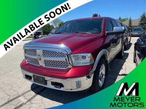 2014 RAM Ram Pickup 1500 for sale at Meyer Motors in Plymouth WI