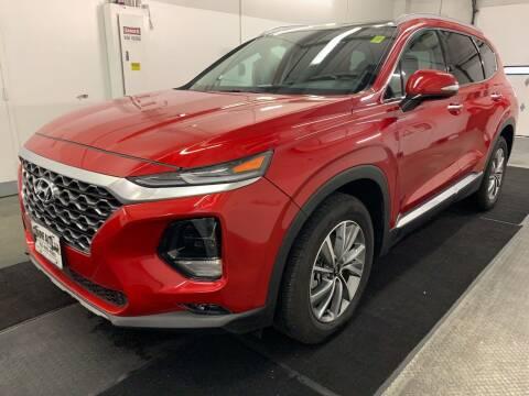 2020 Hyundai Santa Fe for sale at TOWNE AUTO BROKERS in Virginia Beach VA