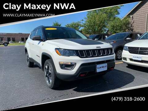 2018 Jeep Compass for sale at Clay Maxey NWA in Springdale AR