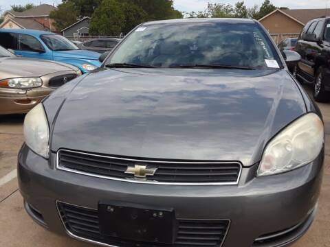 2008 Chevrolet Impala for sale at Auto Haus Imports in Grand Prairie TX