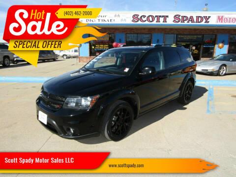 2015 Dodge Journey for sale at Scott Spady Motor Sales LLC in Hastings NE